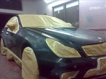 Auto limarija -auto lakiranje