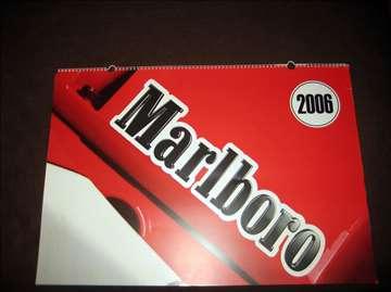 Marlboro 3D kalendar