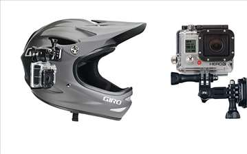 GoPro Oprema - Side Mount Helmet