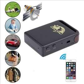GPS Tracker za auto/motor