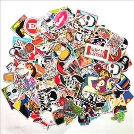 Sticker Bomb 50 komada (Auto, Laptop…)