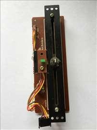 Technics 1210/1200 mk2 - Pitch control