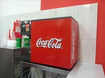 Točilica za Coca Colu post mix
