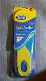 Scholl Gel Active silikonski ulošci za obuću