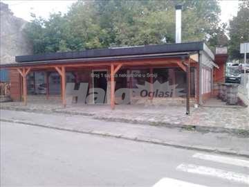 lokal restoran 100m2+basta
