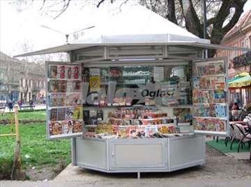 Prodajem kiosk