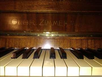 Prodjem pianino Zimmermann