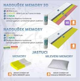 3D naddušek - Dušeci Bonneli akcija poklon jastuk