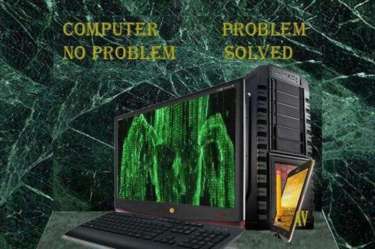 Computer no problem