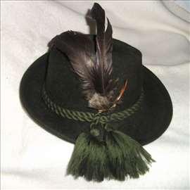 Lovački šešir iz Austrije - odličan