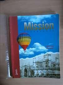 Mission 1. Course book+ 2 kas. (engleski jezik)