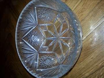 Antikvitetna  cinija-bruseni kristal