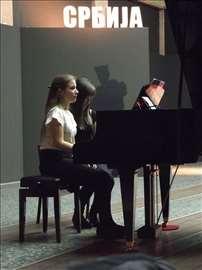 Časovi klavira i usluge korepeticije