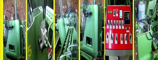 Hidraulicka oprema za vagonete Brenti