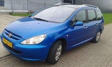 Peugeot 307 sw 2.0 hdi 66 kw