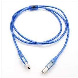 Kabel USB A to B 1,5m printer