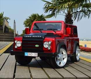 Land Rover Defender - novo
