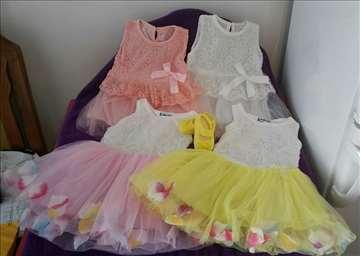 Nove haljinice za bebe od 12 meseci