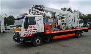 Šlep služba Stole (prevoz do 6 tona)