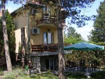 Srebrno jezero, apartman, Vila borova, smeštaj