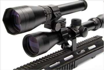 Zeleni laserski sistem za noćni lov, novo