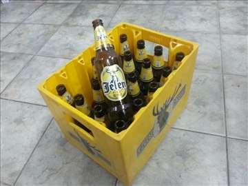 Ambalaža, gajbe, Jelen pivo