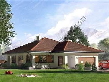 Montažna kuća Domo 1 - Montažne kuće KućaMont