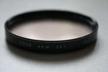 Filter Hoya Skylight 58mm (1A)