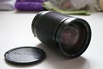 Tokina SZ-X 28-200mm f: 3,5-5,3 Pentax K bajonet