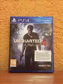 Uncharted 4 original igra za Sony Playstation 4