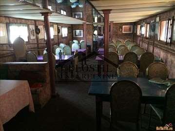 Brod restoran Galeb - 420m2 ID#1298