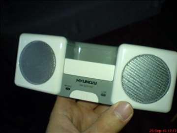 Hyundai poratble zvučnici HM-S2075M rezervisano