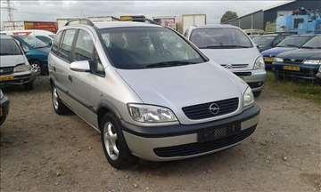 Opel Zafira 2.0 dt,7 sed,uvoz