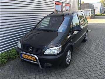 Opel Zafira 2.0 dt,7sed,uvoz