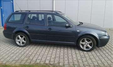 VW Golf IV 1.9 tdi,uvoz