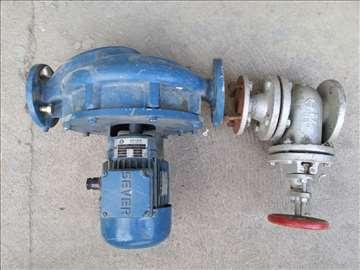 Cirkulaciona pumpa i ventil