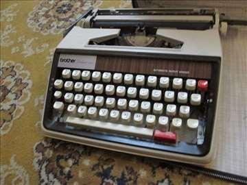 Mehanička pisaća mašine Brother deluhe 1350
