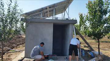 Solarne pumpe za navodnjavanje (Lorentz-Solarne)