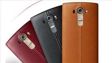 Telefon LG G4 kožna ledja
