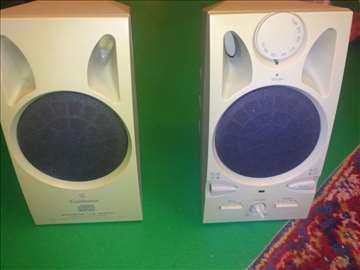 PC zvučnici i FM radio