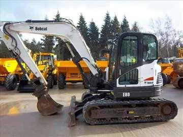 Bobcat E80  -  2011