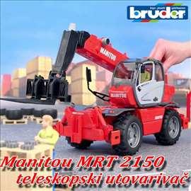 Bruder 02129 utovarivač Manitou MRT 2150