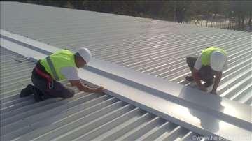 Termo paneli i limeni krovovi