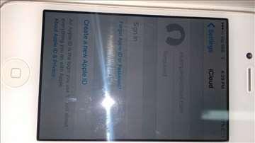 Iphone 4s White, kao nov