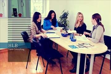 Knjigovodstvo - HLB računovodstvo, Beograd