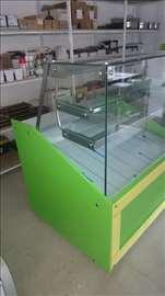 Topla vitrina 100cm