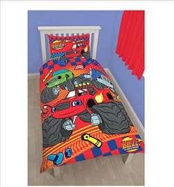 Blejz posteljina sa dva lica za decu