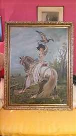 Devojka na konju