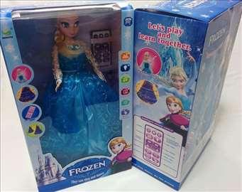 Frozen lutka na daljinski