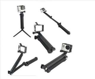 Nosač 3 Way GoPro